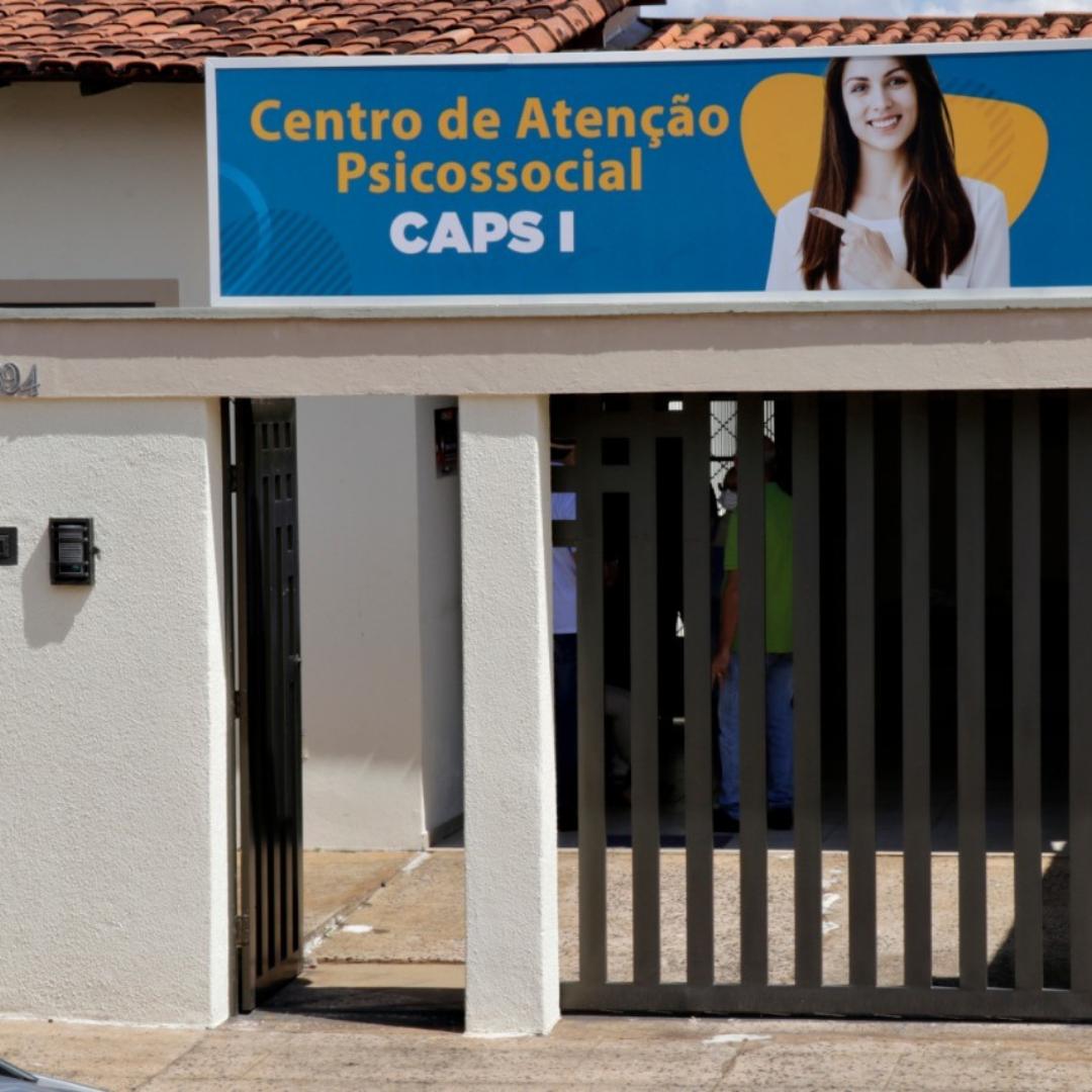 Prefeitura inaugura o CAPS 1 em Nova Ponte