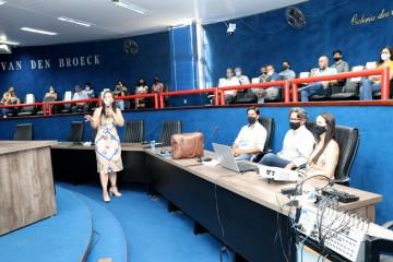 Prefeitura realiza 2ª Audiência Pública para elaboração do Plano Diretor